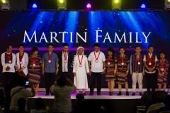 Philippine bishops bestow awards on poor Catholic families