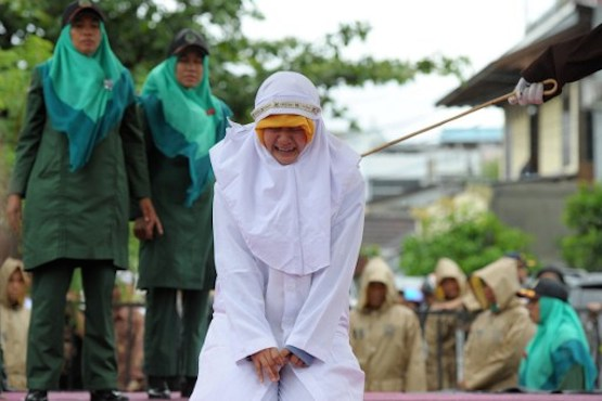 Shariah bylaws in Indonesia's Aceh come under fire