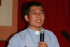 Arrest of priest in China is a 'state secret'