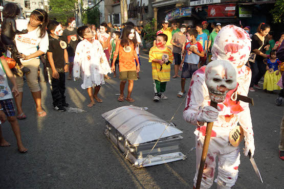 Filipinos warned of fake priests on All Souls' Day