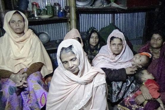 No Bangladeshi welcome for fleeing Rohingya