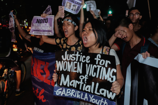 Filipino church leaders warn of unrest over Marcos burial