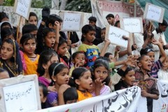 Harsh realities faced by child maids in Pakistan