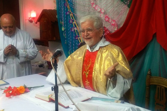 Bangladeshis mourn the death of Italian missionary priest