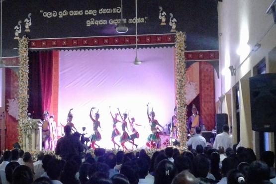 Center for sacred art opens in Sri Lanka