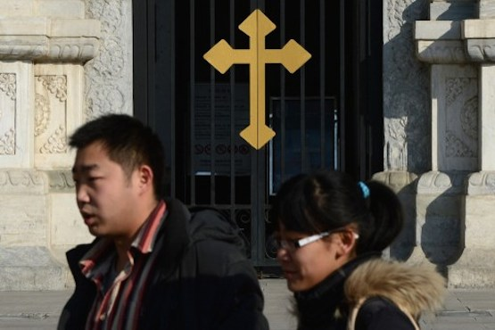 Chinese student converts lose their new religion