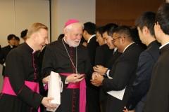 Top Vatican official visits Hiroshima