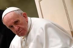 Pope praises abuse survivor for breaking silence