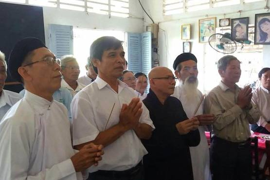 Members of interfaith council detained in Vietnam