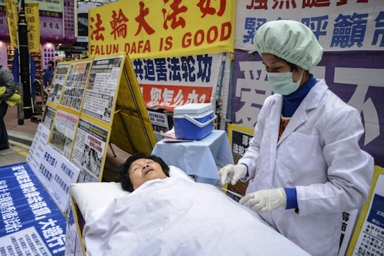 Organ harvesting in China: Understanding the unimaginable