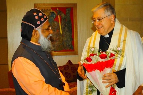 New papal nuncio arrives in India