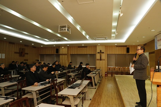 Korean bishops introduce pastoral diagnosis program
