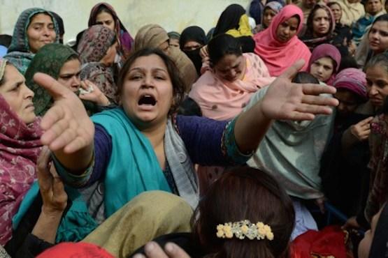 Interfaith group laud's 'brave' police killed in blast