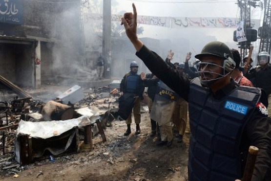 Pakistan convicts 42 Christians of terrorism