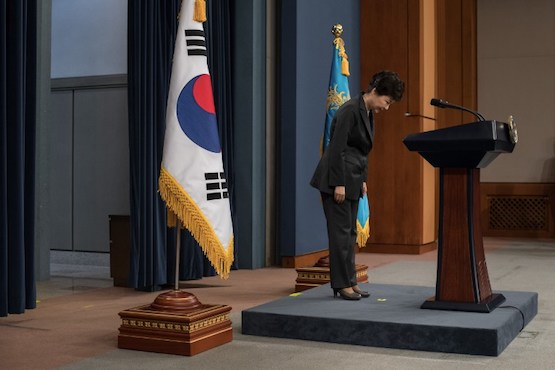 As South Korean president ousted, bishops urge harmony