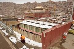 Huge Sichuan Buddhist encampments 'off limits'