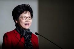 Misgivings as Carrie Lam becomes Hong Kong's new leader