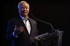 Malaysia's Najib drops support for Shariah