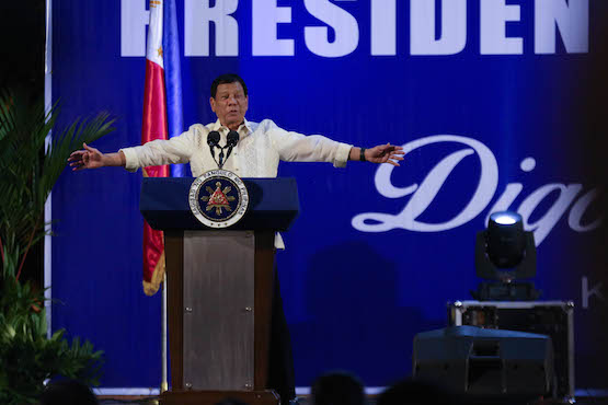 Philippine bishops dismiss Duterte's tirades as 'nonsense'