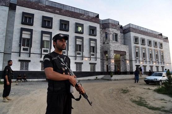 Pakistan arrest 22 after student killed for 'blasphemy'