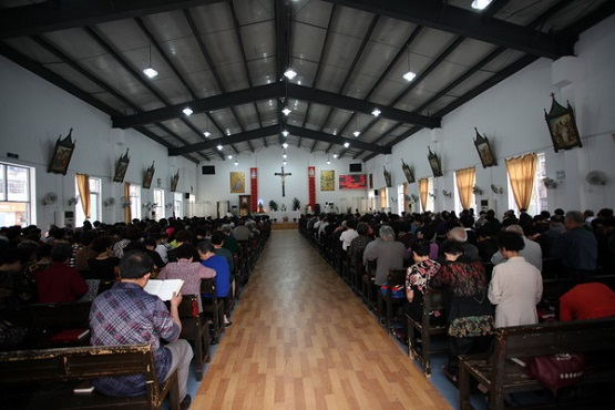 China uses anti-terror laws to justify CCTV cameras in churches