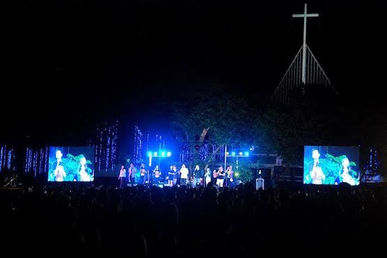 Jesuits engage Filipino millennials through music