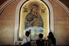 Cardinal Quevedo wants Filipinos to follow Mary's example of mercy