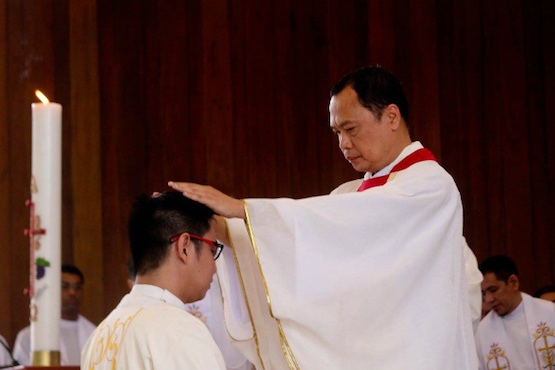 Filipino named head of Jesuit Conference of Asia Pacific