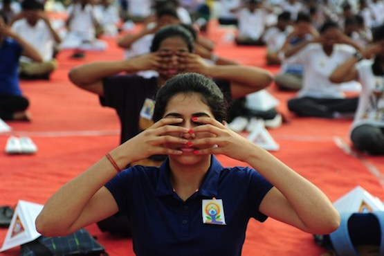 Is Yoga in conflict with Christian spirituality?