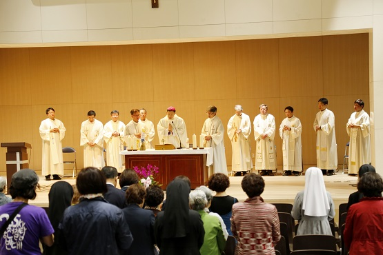 Pastoral efforts to assist Seoul's poor celebrated