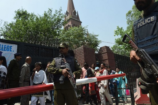 Pakistani official: 'We have failed minorities'