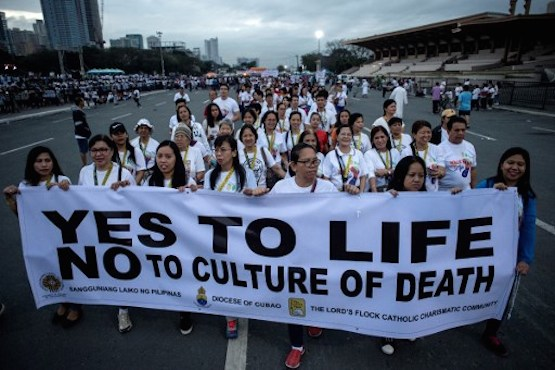 Swiss bishops back Philippine church's human rights fight