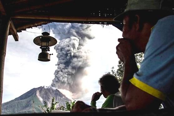 Catholics provide vital aid after Indonesian eruption