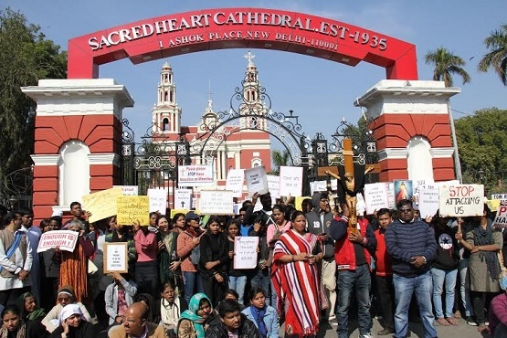 Indian Christians cry foul over forced-conversion charges