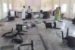 Indian bishops call for protection of religious places