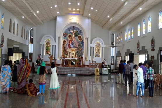 The Kerala church's migrant dilemma