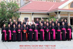 In bold words, Vietnam's bishops criticize new religion law