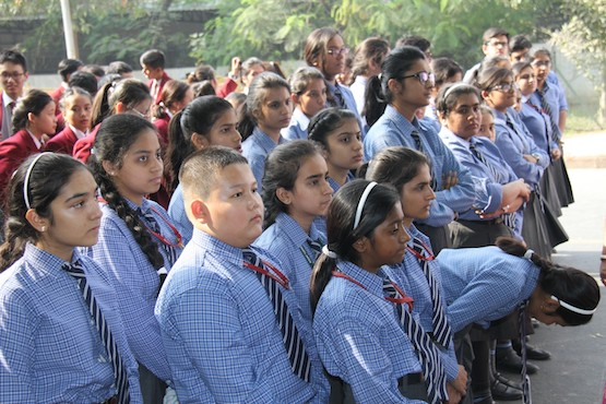 Despite discrimination, girls in India are excelling