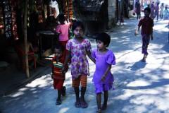 Nearly half a million Myanmar refugees, church voices concern