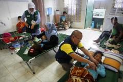Children 'suffering trauma' due to airstrikes in Marawi