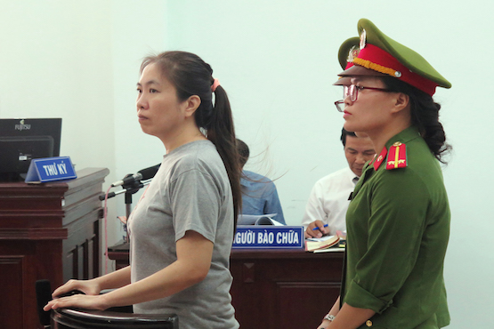 Vietnam's conviction of Catholic blogger condemned