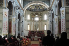 China takes tougher stance with Vatican
