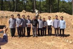 Govt seizes Benedictine land in Vietnam