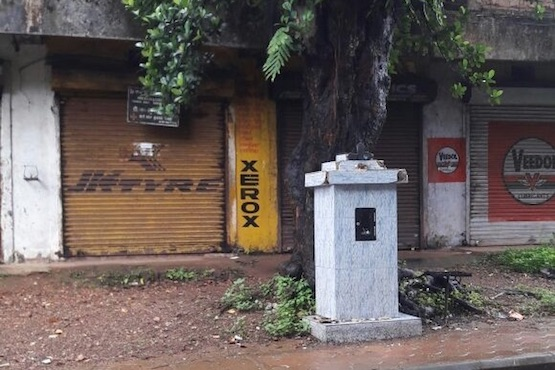 Crosses vandalized, graves desecrated in Goa