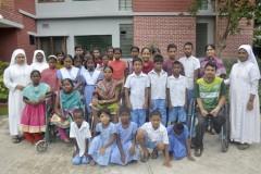 Bangladeshi nuns help disabled children rebuild lives