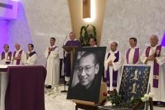 Hong Kong Catholics remember Liu Xiaobo at requiem Mass