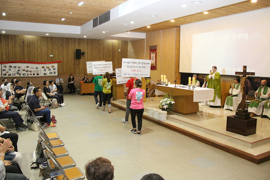 Korean evangelists aim to be 'voice and face of Jesus'
