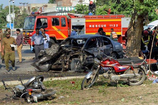 Pakistani bishops demand action over Lahore bombing
