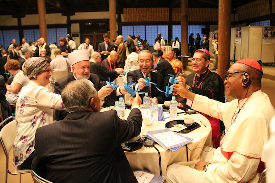 Religious leaders worried about world peace