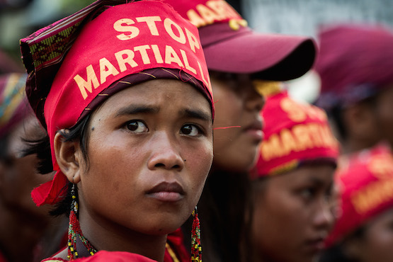Asia's tribal people decry continuing threats to survival